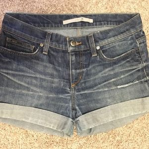 JOES JEANS - Cuffed Denim Shorts
